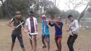 new Bangla funny song 2016 by Parves khan