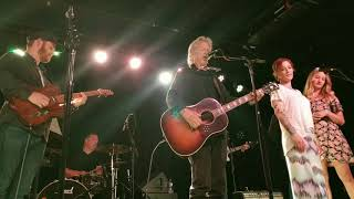 Kris Kristofferson with Ben Haggard and Margo Price - Why Me  (5/14/2018) Nashville, TN