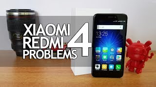 Xiaomi Redmi 4- 4 Problems /Issues Faced