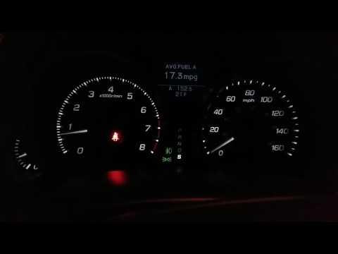 Акура Acura ZDX 0-100