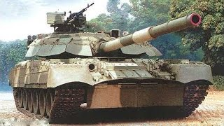 T-80 Main Battle Tank How it Was Made - MADE in the USSR