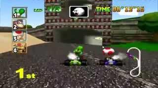Descargar  Mario Kart 64 HD