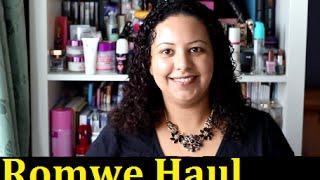 Romwe Haul & Review | Casual Beauty UK