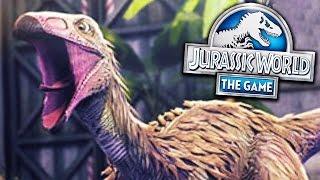 ERLIKOSSAURO TORNEIO! - Jurassic World - O Jogo - Ep 205