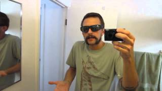 Pivothead Video Glasses: Unboxing, Review and GoPro Comparison!!! (9.9.12)
