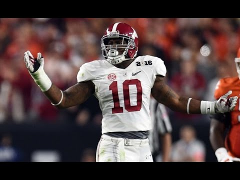 Alabama Defense 2016 Highlights