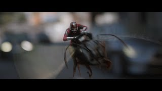 Ant-man and The Wasp - Teaser Trailer Italiano Ufficiale   HD