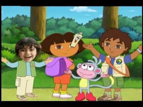 Dora And Diego Sex