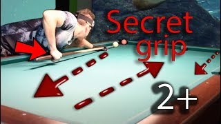 Part #4 Secret grip - Drawing 2+ tables with miscue!