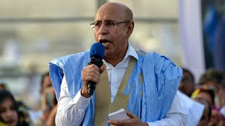 Opposition cries foul after Mauritania's ruling party candidate wins election