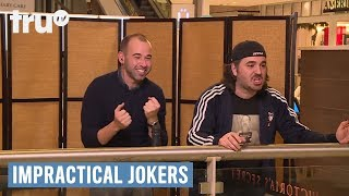 Impractical Jokers - Underwear from the Sky (Deleted Scene) | truTV