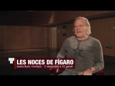 Les noces de Fígaro - entrevista amb Lluís Homar