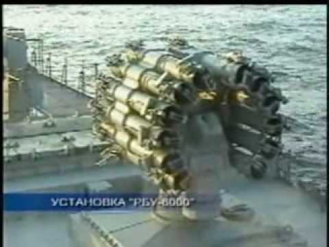 The first Russian Stealth Frigate Part2.