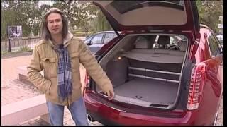 Наши тесты - Cadillac SRX 2 поколения