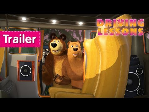 Xxx Mp4 Masha And The Bear Driving Lessons 🚗 Trailer 3gp Sex