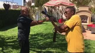Wing Chun Slashing Knives