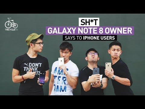 Xxx Mp4 Sh T Galaxy Note 8 Owner Says To IPhone Users TricycleTV 3gp Sex
