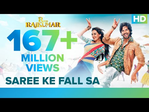 Xxx Mp4 Saree Ke Fall Sa Full Video Song R Rajkumar Pritam 3gp Sex