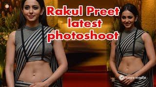 Rakul Preet Singh Latest PhotoShoot    Telugu Full Screen