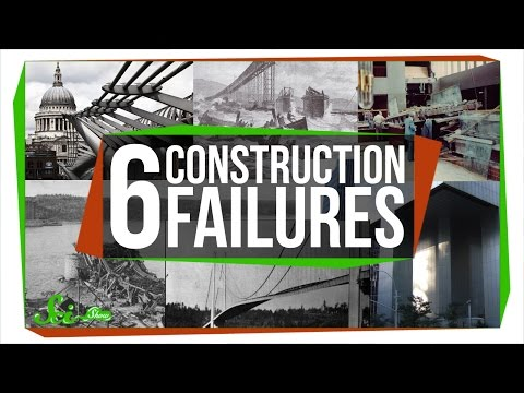 6 Construction Failures and What We Learned From Them
