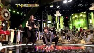 Strong Heart E.61 - Park In Yeong (Leeteuk's older sister) VS Jo Kwon (2AM)