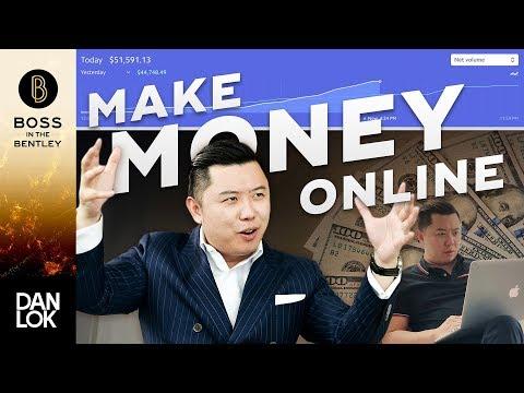 How To Make Money Online - The 3 Legit Ways To Make Money Online
