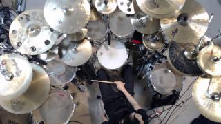 Dimmu Borgir - Progenies Of The Great Apocalypse - Drum Cover