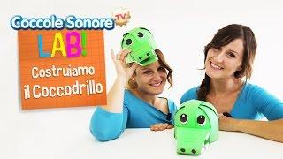 Costruiamo il cappello del coccodrillo - Coccole Sonore Lab