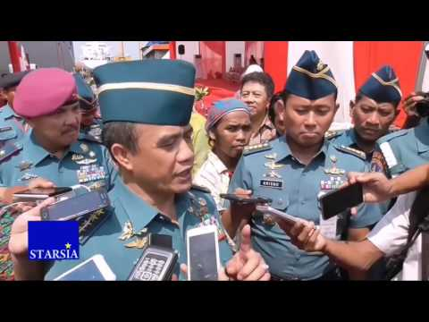 SSV TARLAC KAPAL PERANG CANGGIH FILIPINA BUATAN INDONESIA