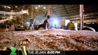 Sher on Zee Cinema