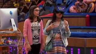 Chelsea Chiu in Game Shakers episode