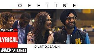 Offline Lyrical Video Song  | CON.FI.DEN.TIAL | Diljit Dosanjh | Latest Song 2018