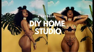 How To: DIY Your Own Photography/Video Studio - A Tutorial