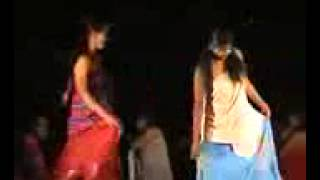 New Village Public Midnight Record Dance 2015   Andhra Pradesh Style Latest Video