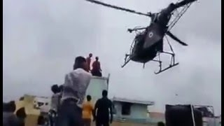 Indian Air Force : Chennai Rescue Operation