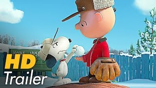 THE PEANUTS MOVIE Official Trailer 2 (2015)