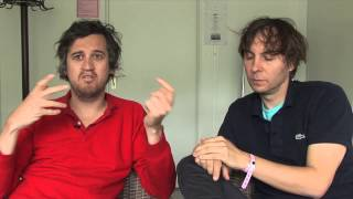 Phoenix interview - Christian and Thomas (part 1)