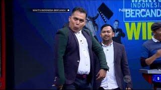 Waktu Indonesia Bercanda - Tari Lincah Denny Chandra Abis Jawab Benar TTS