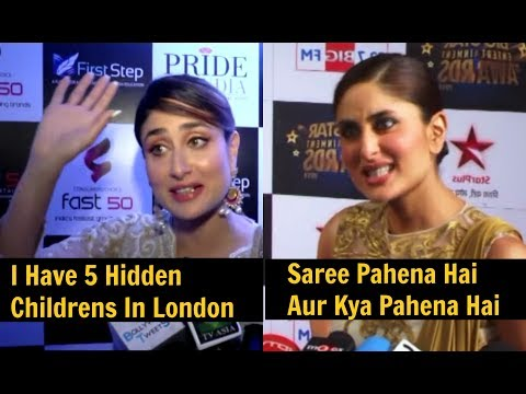 Xxx Mp4 Kareena Kapoor Top 5 Rude Reply During Interviews 3gp Sex