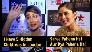 Kareena Kapoor Top 5 Rude Reply During Interviews