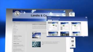 1&1 MyWebsite - Your Website in 4 Easy Steps