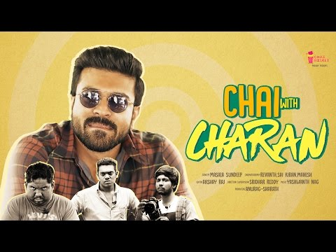 Chai With Charan Chai Bisket Originals Ram Charan