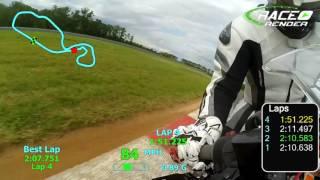 NJMP Tbolt 05-26-2017 Yamaha r3.  N2td novice group