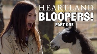 Heartland Season 11 Bloopers: Part One