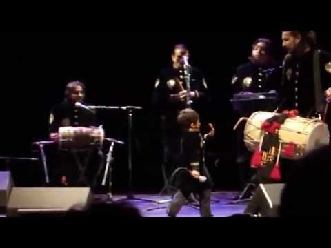 Arif Lohar Son Singing a  Punjabi Song | Funny Video