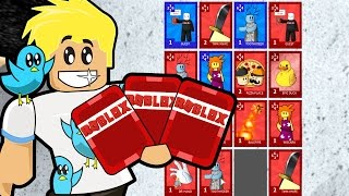 Roblox / Flip Cards - Trading and Battle / Gamer Chad Plays