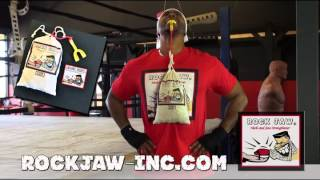 ROCK JAW Neck and Jaw Strengthener Boxing ,MMA exercise