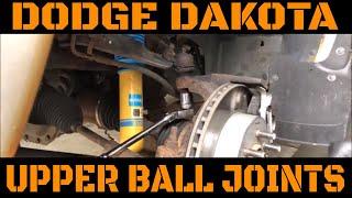 Dodge Dakota/Durango Upper Ball Joint Replacement Video