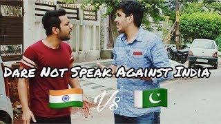 Dare Not Speak Against India | INDIA VS PAKISTAN 2017 | RealSHIT