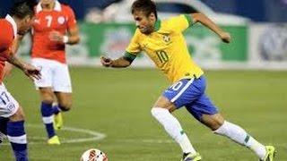 Neymar  : Top 10 Goals and  Skills in Football Career